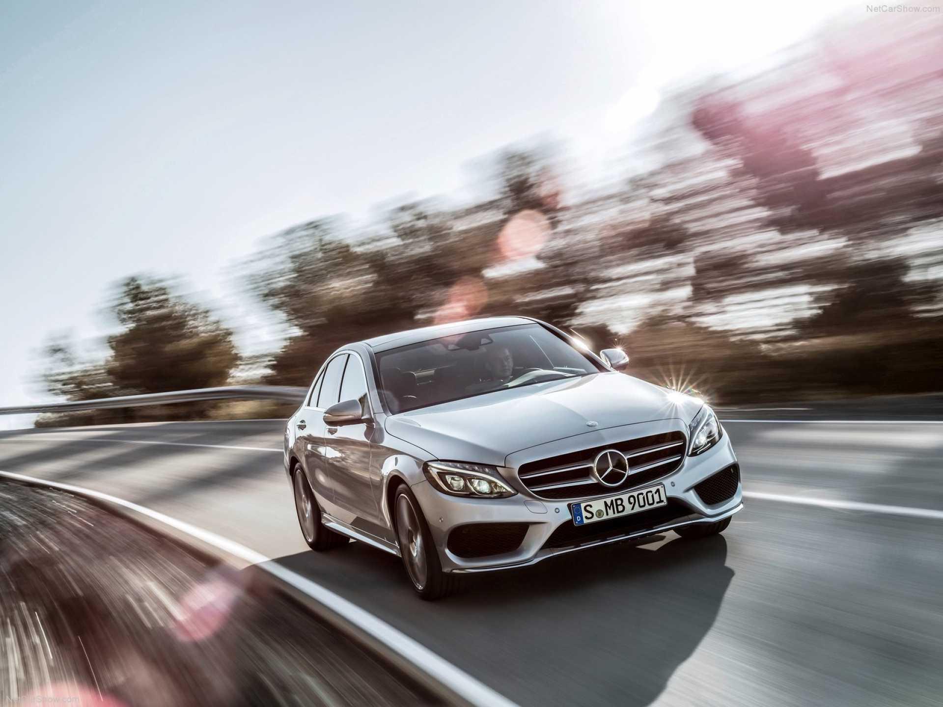 Mercedes benz C klasse limousine