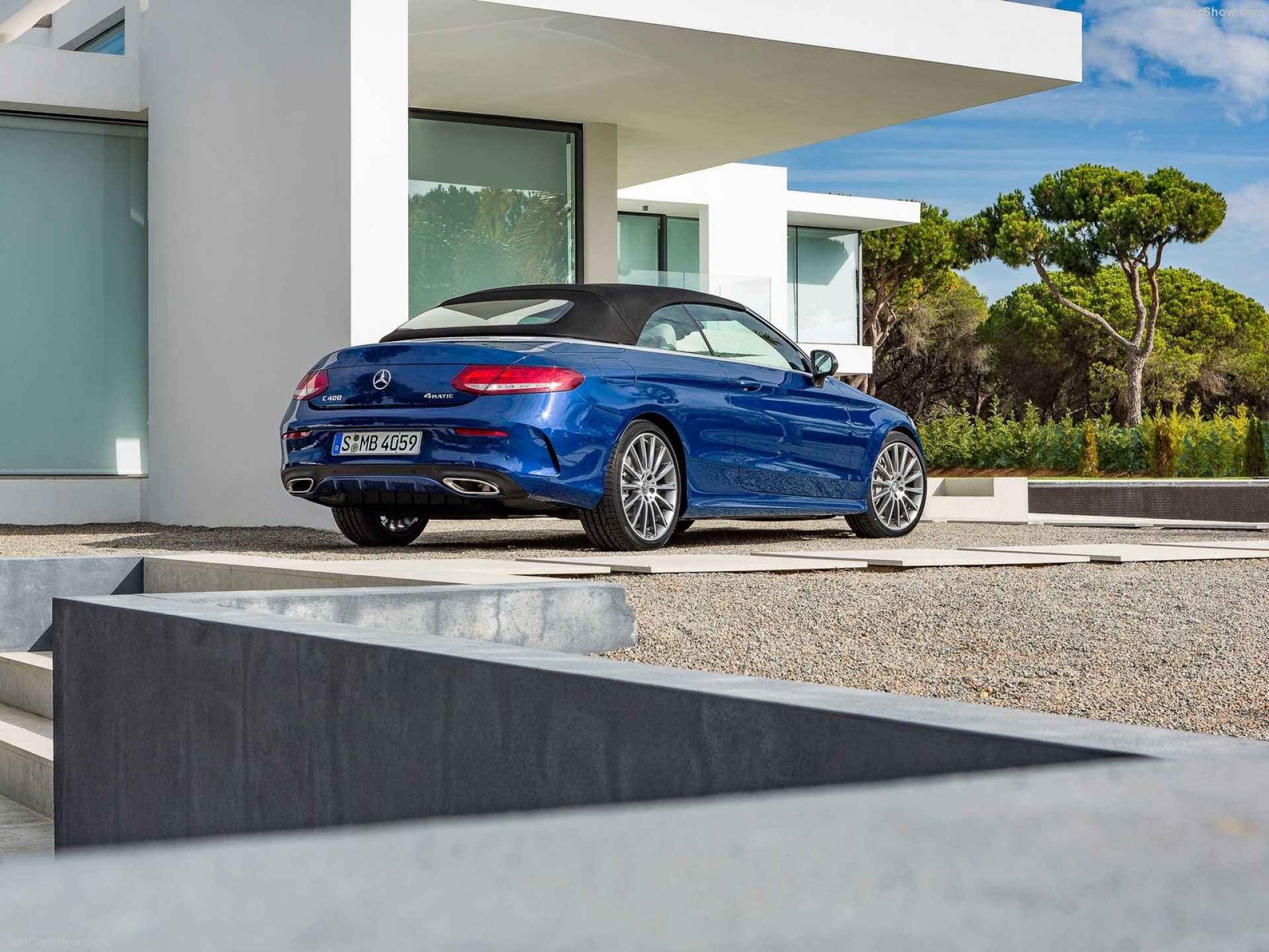Mercedes benz C klasse cabrio