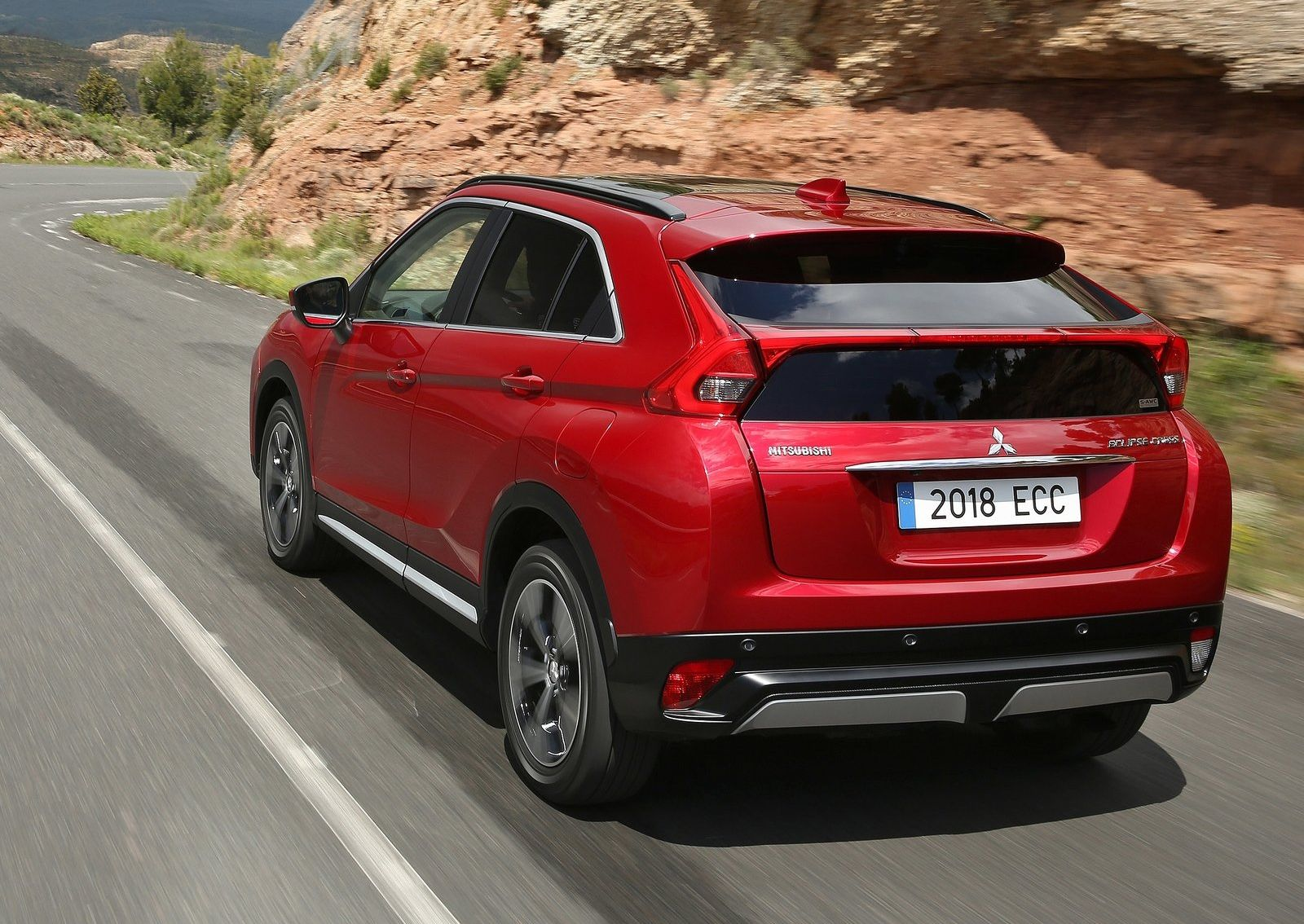 Mitsubishi motors Eclipse cross