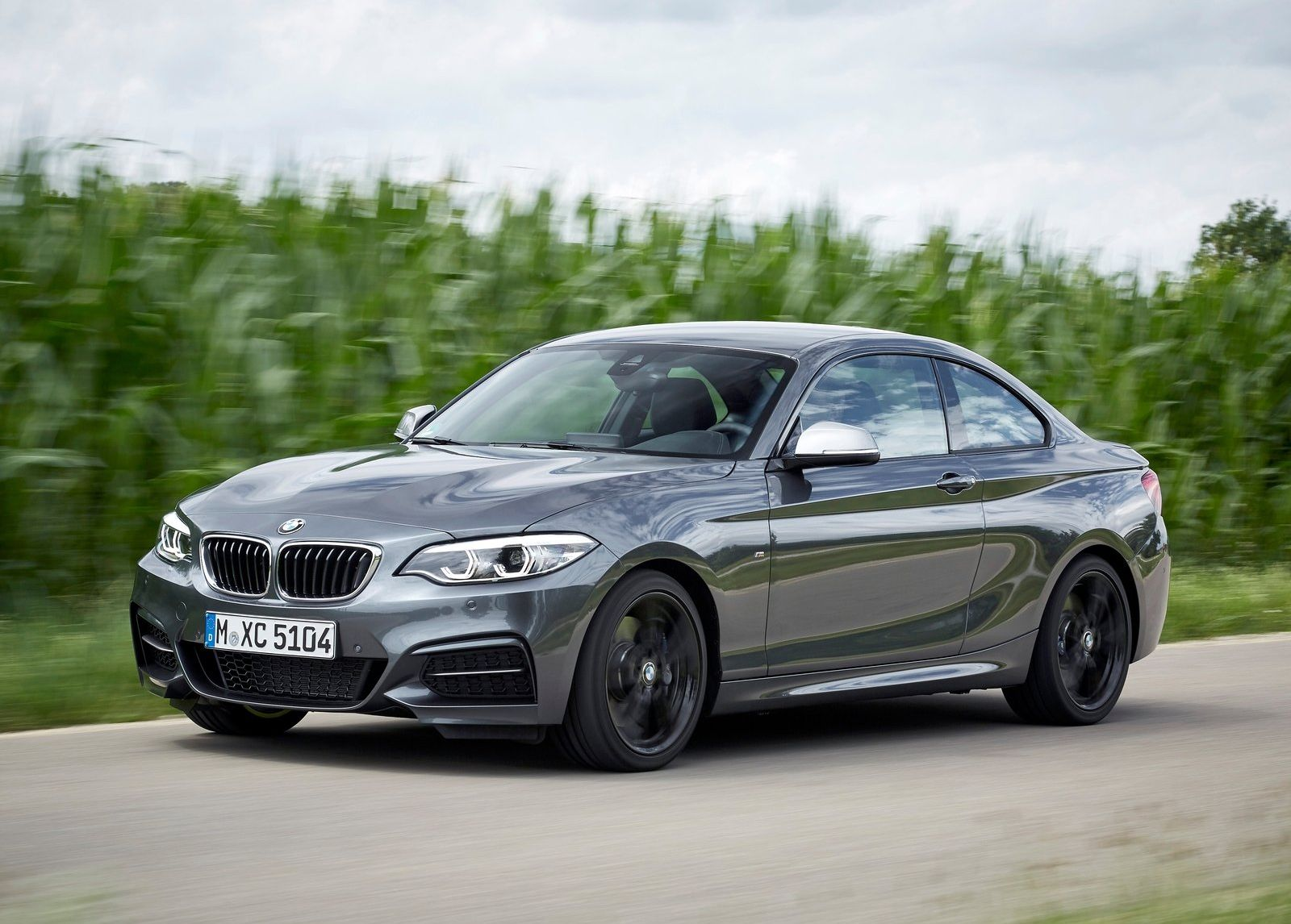 Bmw 2 serie coupe