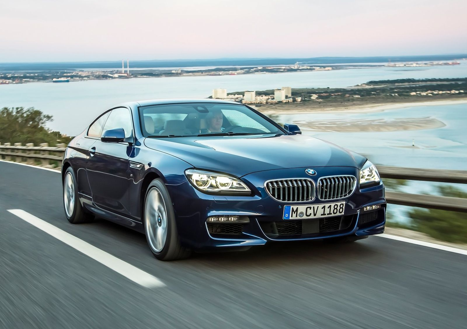 Bmw 6 serie coupe