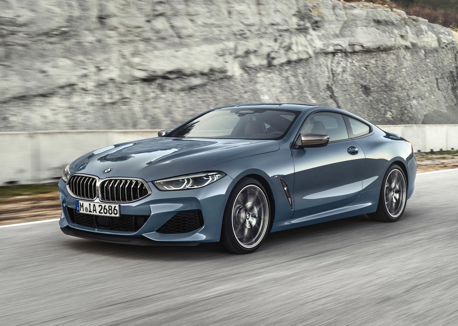 Bmw 8 serie coupe