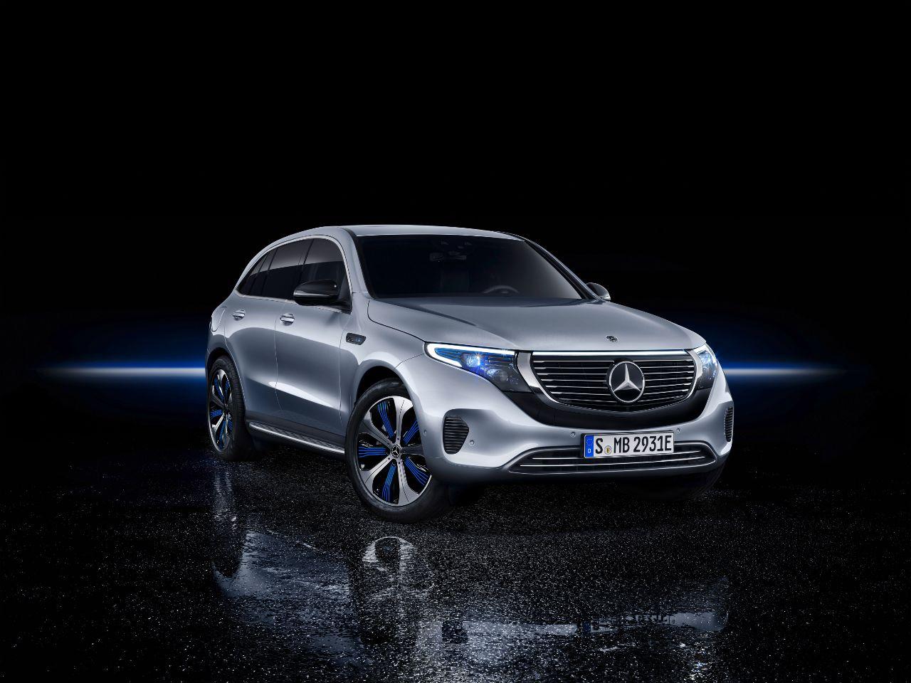 Mercedes Benz Eqc Eqc 400 4matic Specificaties Foto S En Nieuws