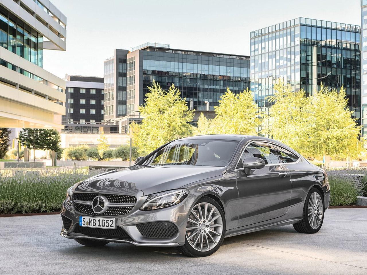 Mercedes benz C klasse coupe