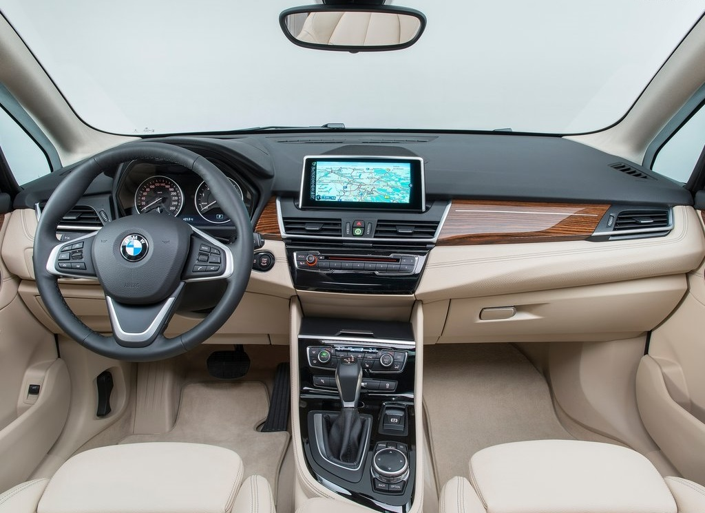 Bmw 2 serie active tourer