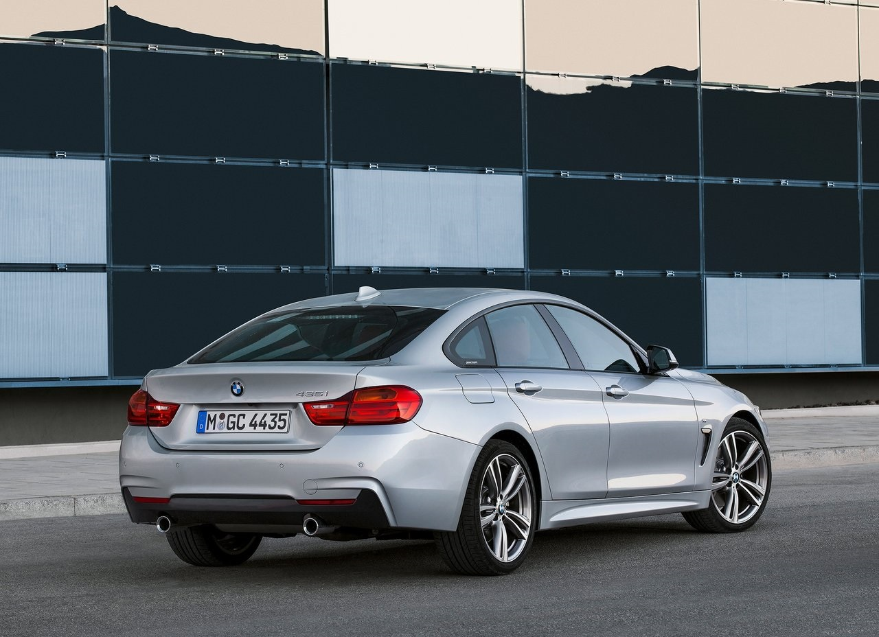 Bmw 4 serie gran coupe