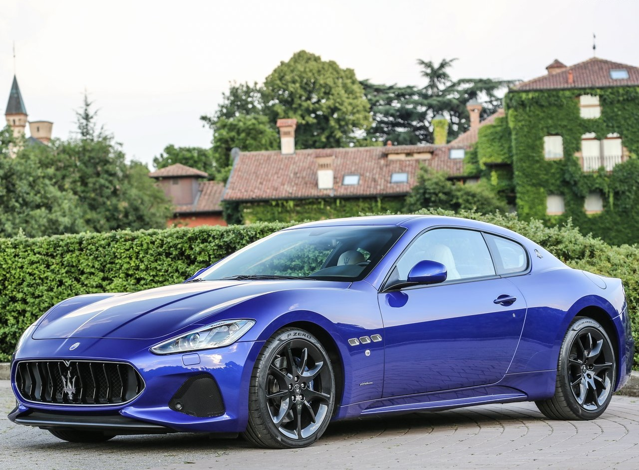 Nieuwe Maserati Granturismo 2019 uitvoeringen en occasions ...