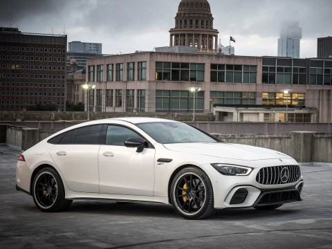 Mercedes-Benz AMG GT 4-Door Coupé