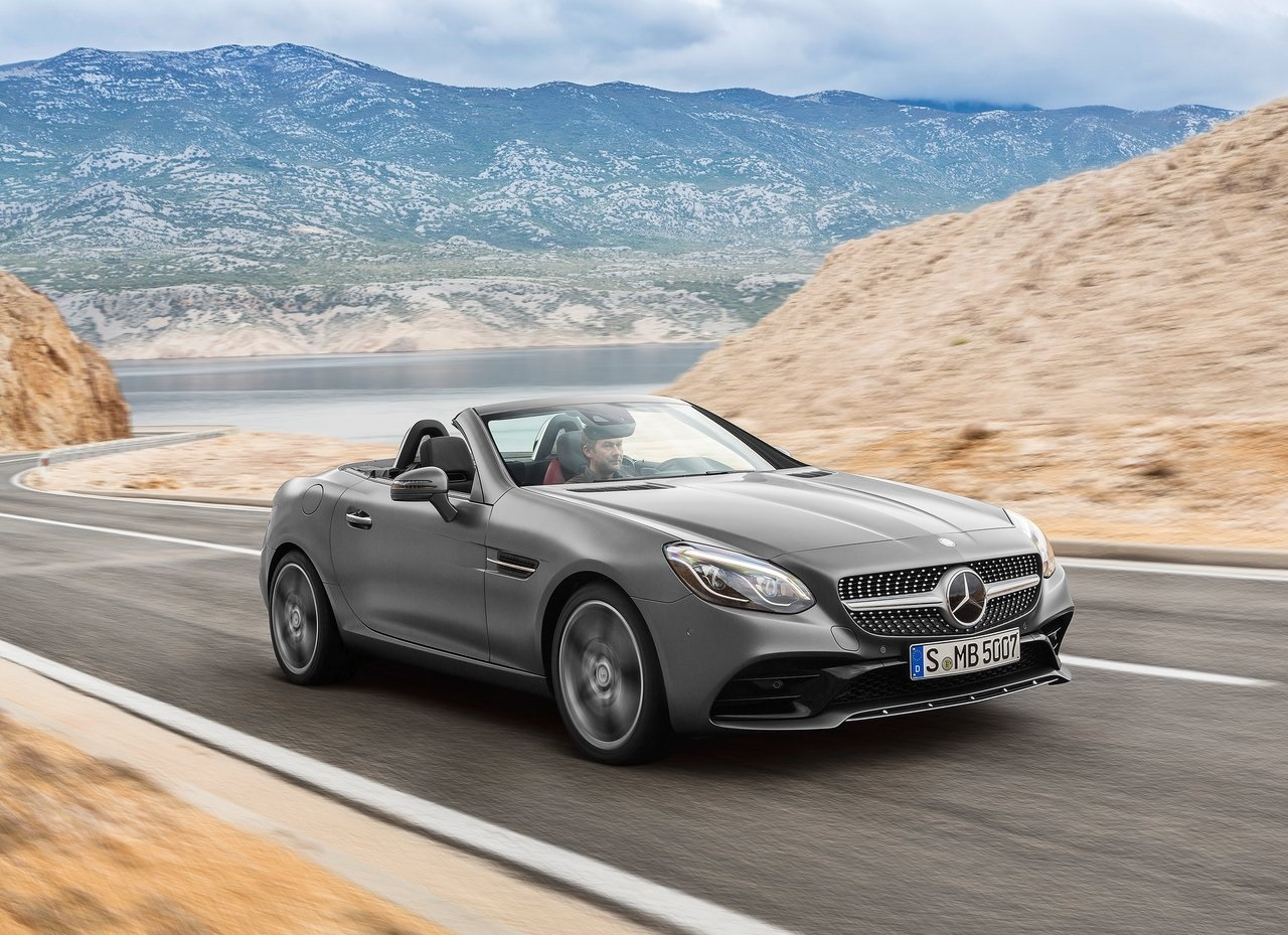 Mercedes benz Slc klasse