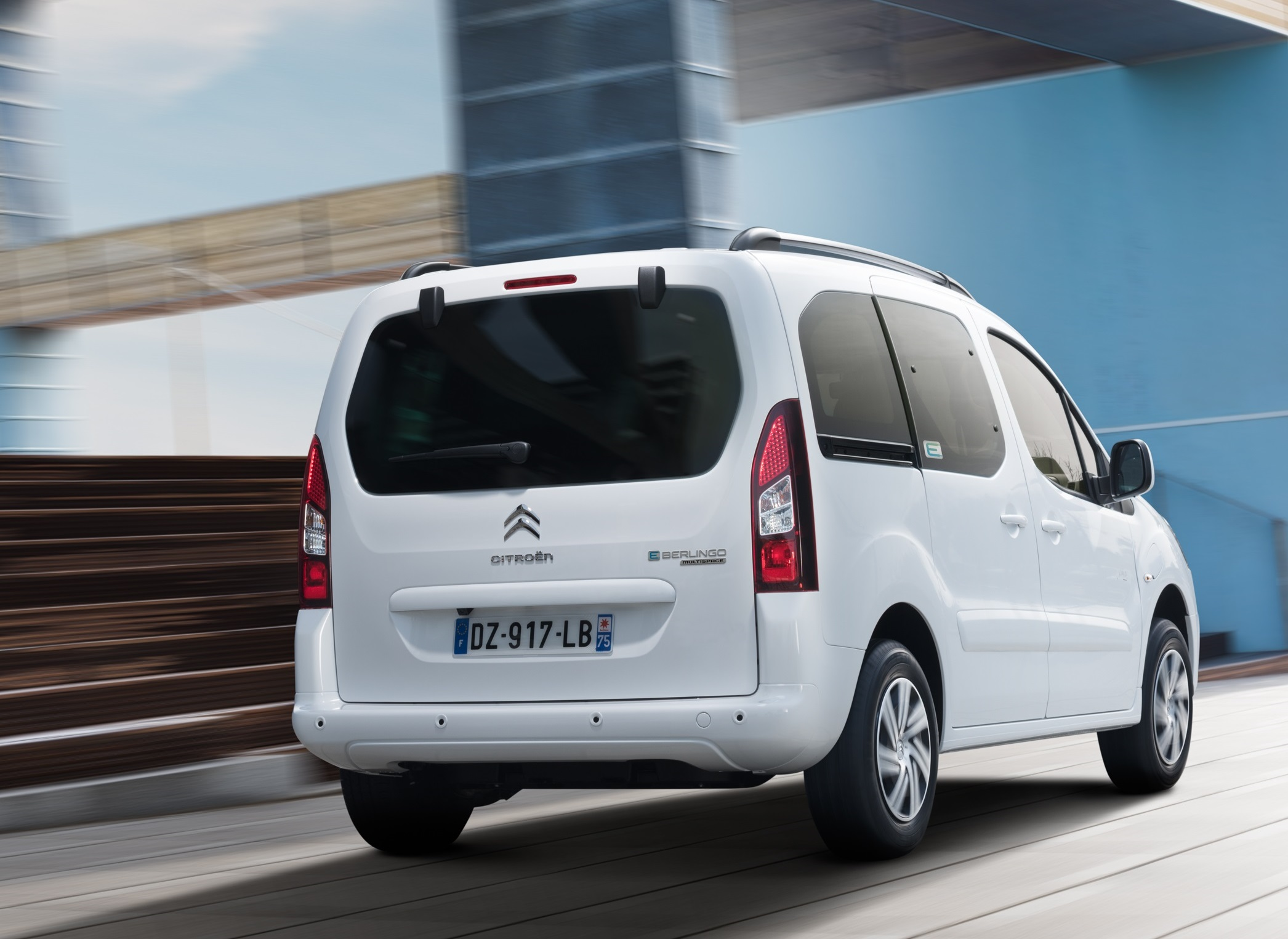 Citroen Berlingo full electric