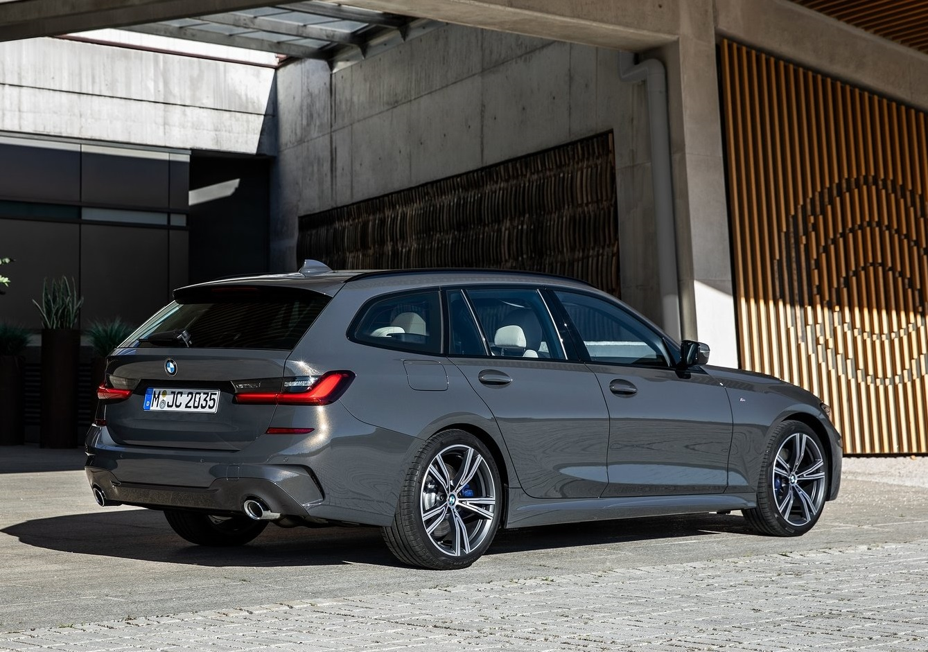 Bmw 3 serie touring