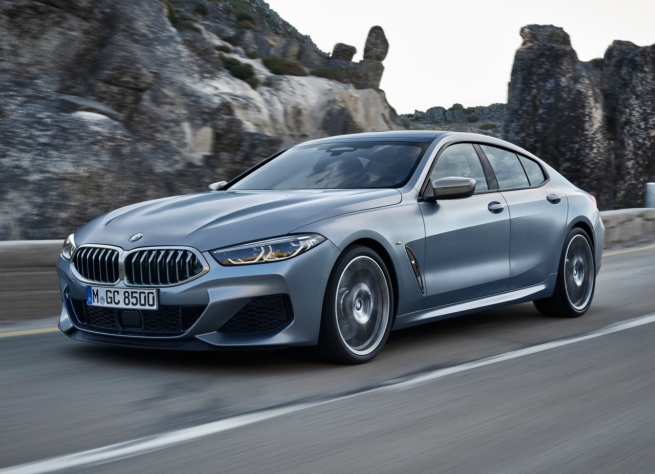 Bmw 8 serie gran coupe